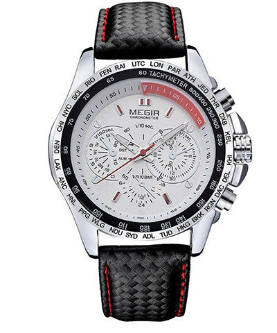 RAYON CHRONO - Megir Watch