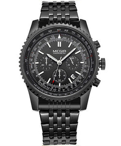 TACHYMETER CHRONO - Megir Watch