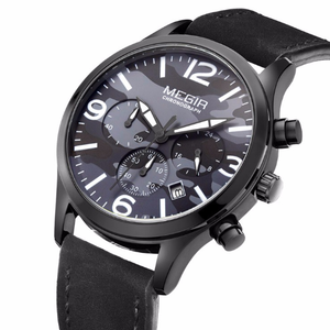 ARMY  CAMO CHRONO - Megir Watch