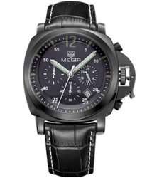 ILUMINATOR CHRONO - Megir Watch