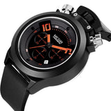 BLACK LAMBO - Megir Watch