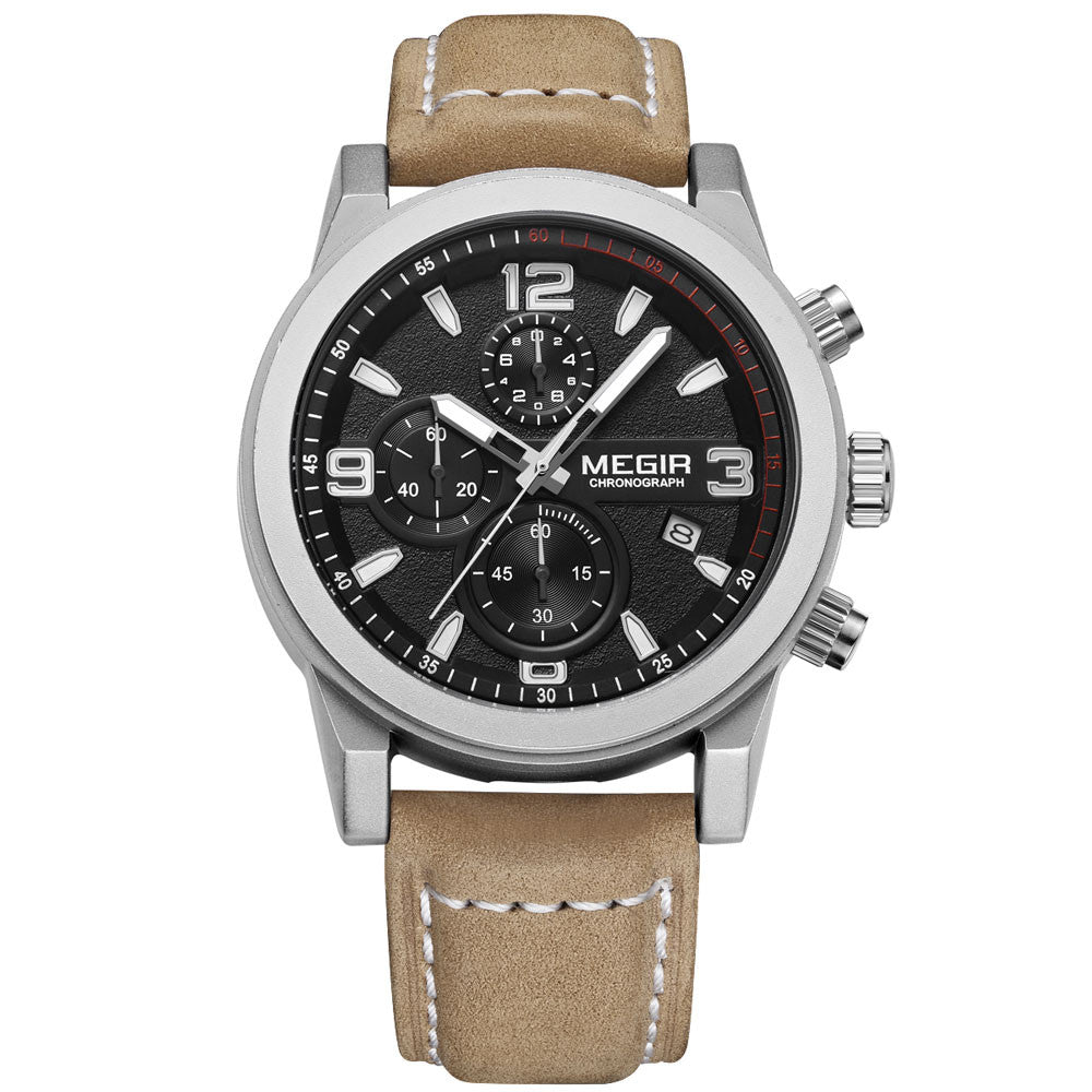 BLACKSTONE  CHRONO - Megir Watch