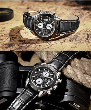 ADVENTURE CHRONO - Megir Watch