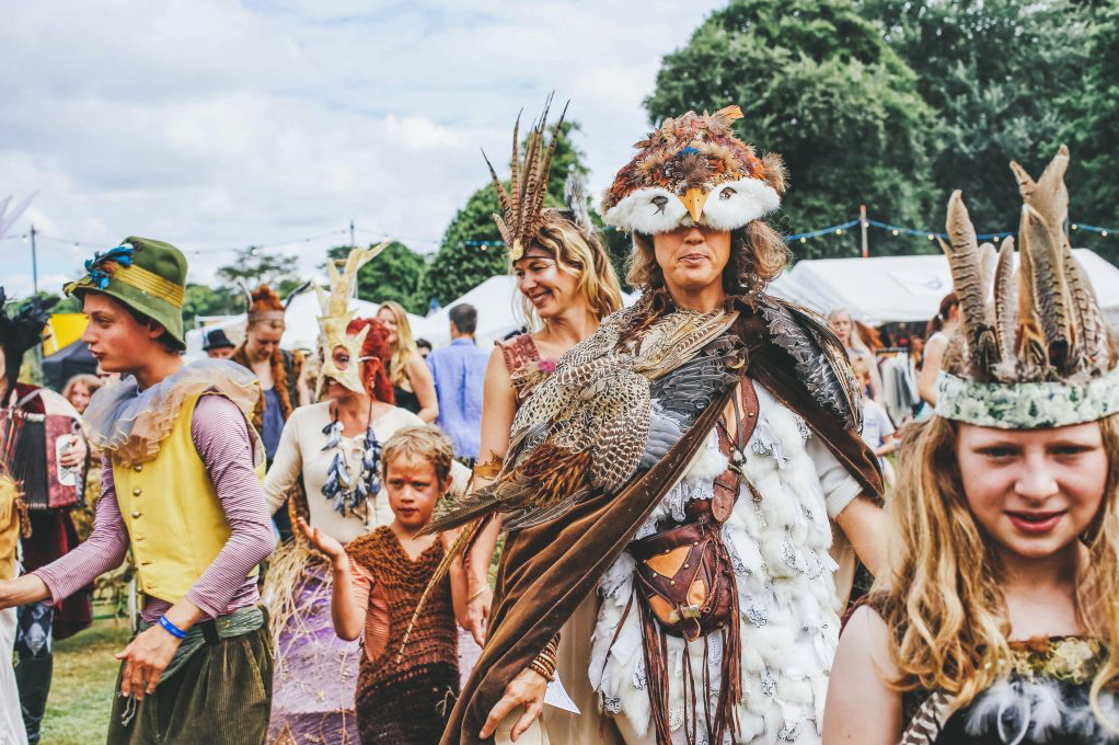 DISCOVER : OUR FAVOURITE UK FAMILY FESTIVALS!