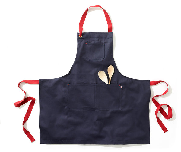 Adult Unisex Apron in 100% Cotton