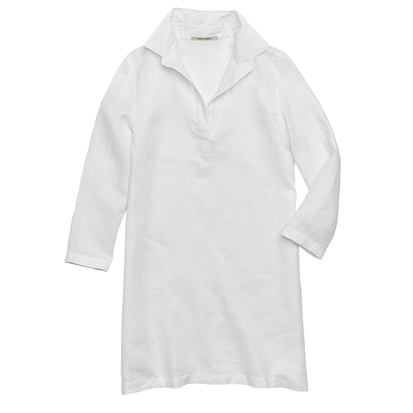Katie Linen Dress