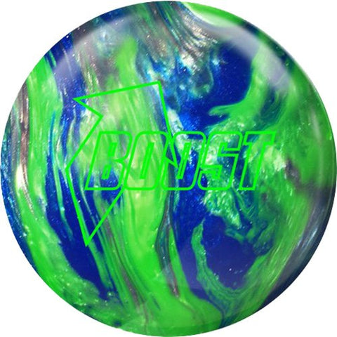 GLOBAL300 BOOST GREEN/SILVER/BLUE - 15LB