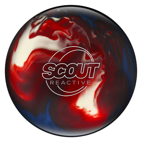 COLUMBIA300 SCOUT RED/WHITE/BLUE - 12LB
