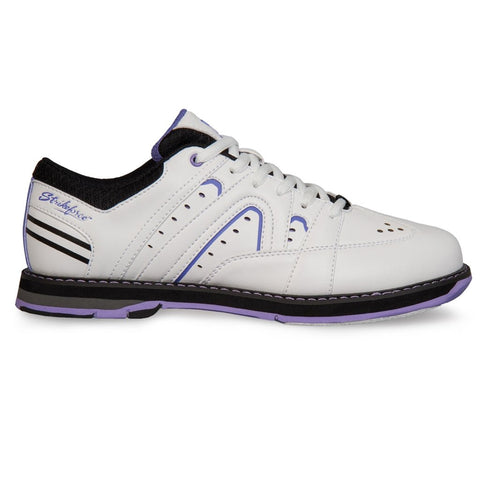 KR QUEST WHITE/PURPLE - SIZE 9.5