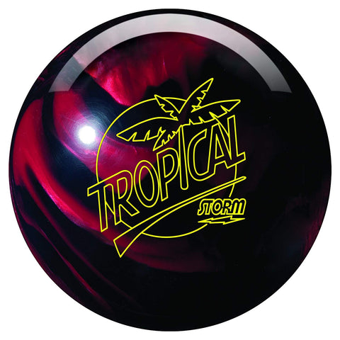 STORM TROPICAL STORM BLACK/CHERRY - 15LB