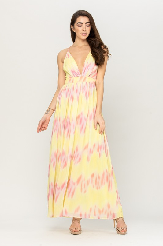 To Dye For Maxi Dress