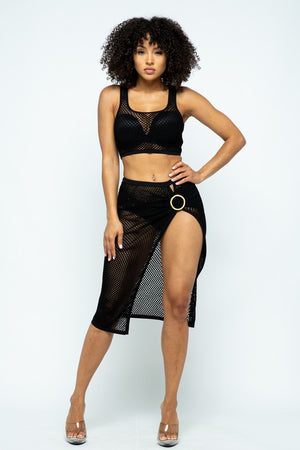 Own It Cover-up Skirt