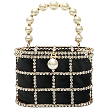 Pearl Bucket Bag