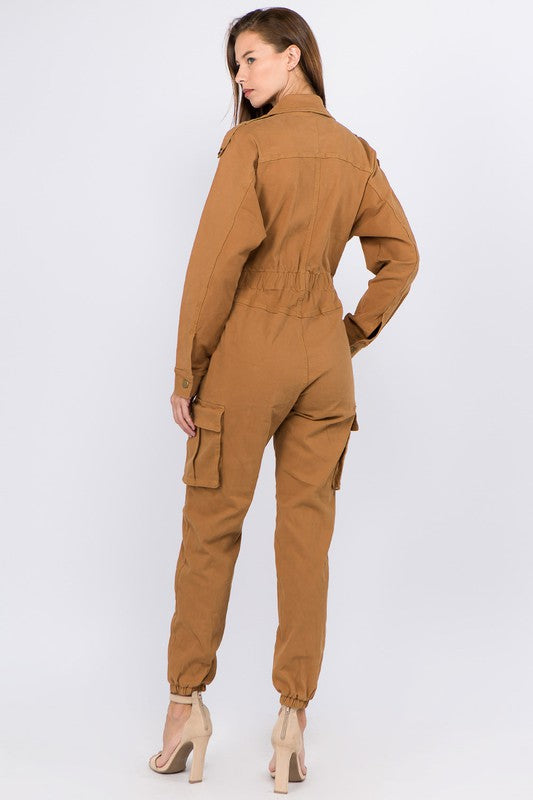 You Oughta Know Jumpsuit