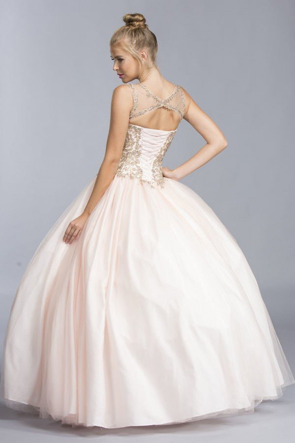 Rosa Gown