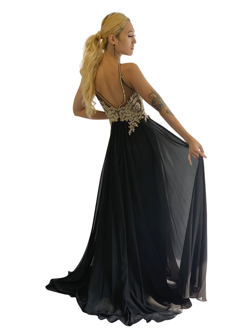 Abigail Long Gown