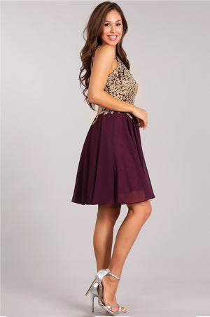 Abigail Short Dress