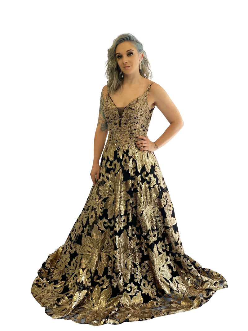 Safira Gown
