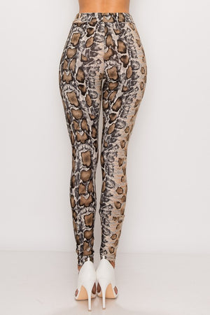 Tattooed Heart Leggings