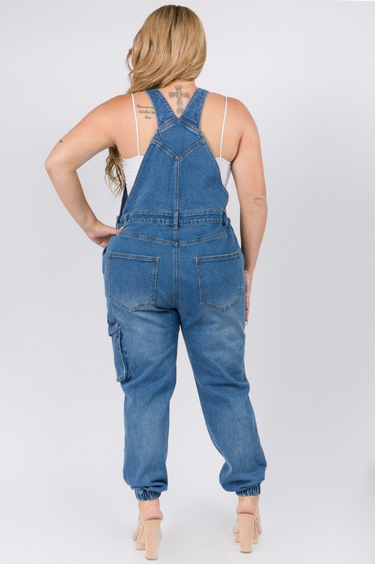 I'll Be There Overalls+