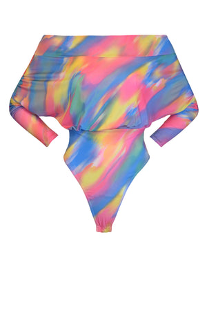 Rainbow Eyes Bodysuit