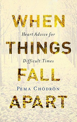 When Things Fall Apart: Heart Advice for Difficult Times (20th Anniversary Edition) - Mantrahelp.com