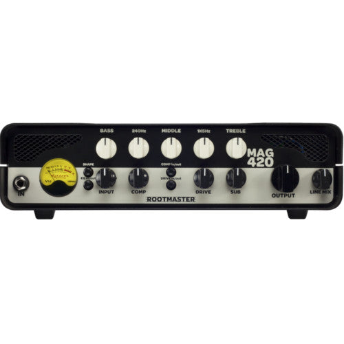 Ashdown RM-420 Rootmaster 420 Watt Bass Head