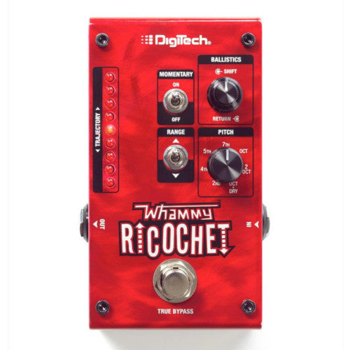 Digitech Whammy Ricochet Pitch-Shifting Pedal