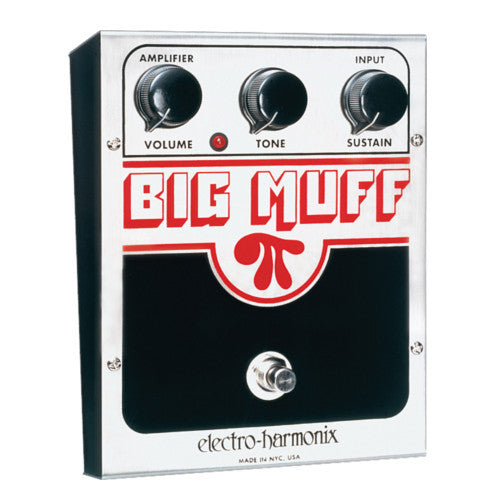 Electro-Harmonix Big Muff Pi USA - Distortion/Sustainer