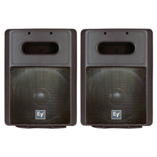 Electro-Voice SB122 (Pair) - Compact 12-Inch Subwoofers