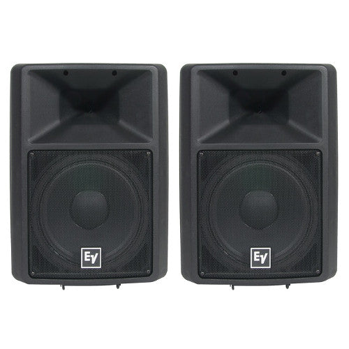 Electro-Voice SX300 (Pair) - 12-Inch Two-Way Full-Range Passive Loudspeakers