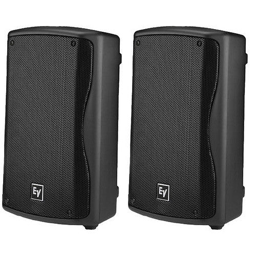 Electro-Voice ZXA1 (Pair) - Two-Way Compact Powered Loudspeakers