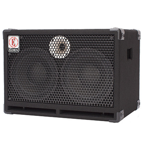 "Eden TN210 Terra Nova Series 300 Watt 2 x 10"" Bass Speaker Cabinet"