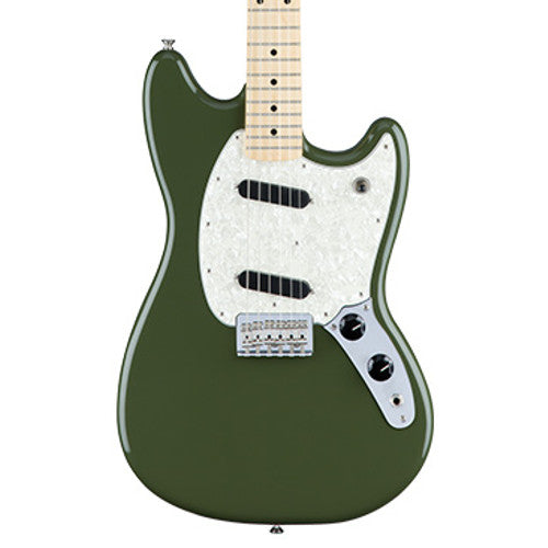 Fender Mexican Offset Mustang