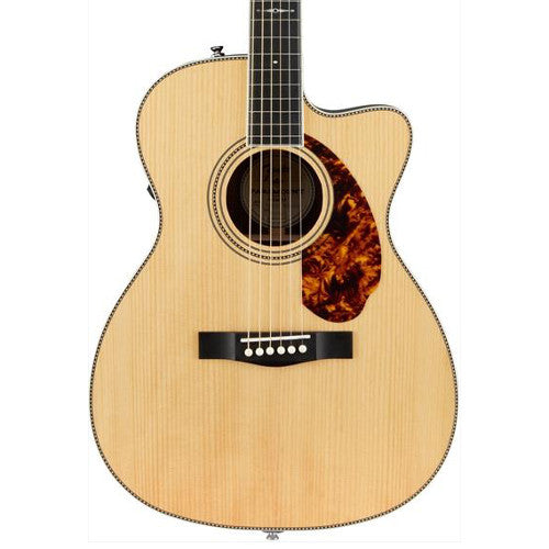 Fender Paramount PM-3 Triple-0 Electro Acoustic - Adirondack Top with Rosewood Back & Sides