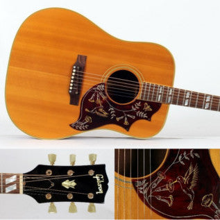 Original 1968 Gibson Hummingbird Acoustic