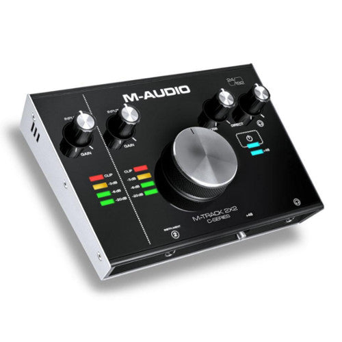 M-Audio M-Track 2X2 USB Recording Audio Interface