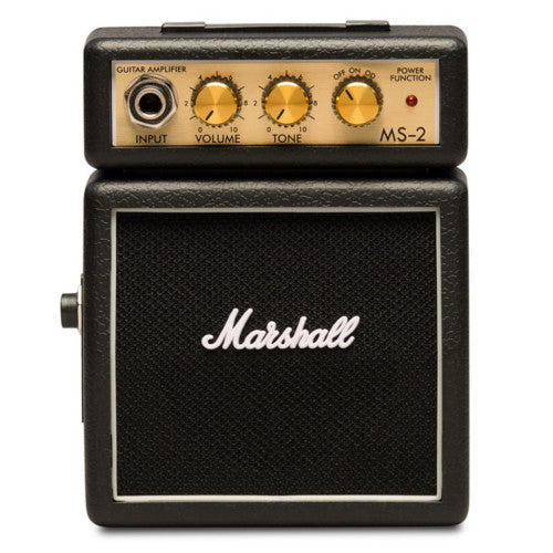 Marshall MS-2 Micro Battery Amp - Various Colours Available