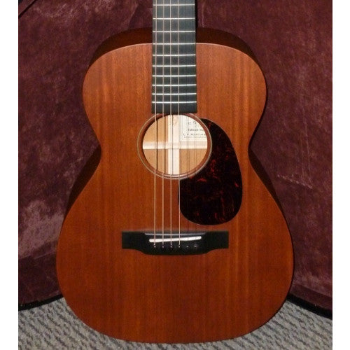 Martin Custom Edition 0-15M All-Mahogany Acoustic