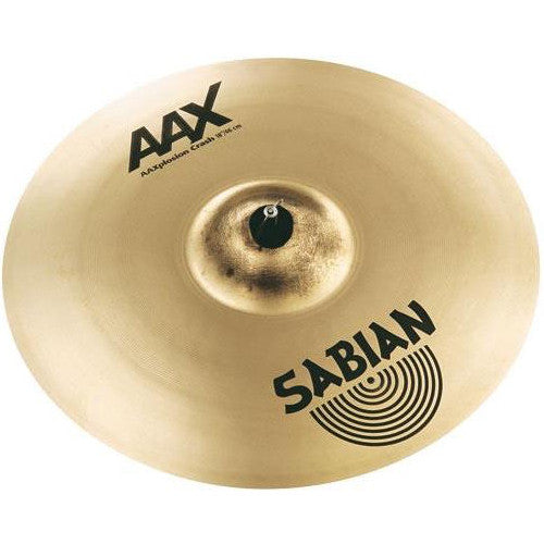 Sabian AAX 16'' X-Plosion Crash Cymbal - Best Price in the UK!