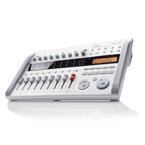 Zoom R16 16-Track Digital Recorder - Recorder-Interface-Controller-Sampler