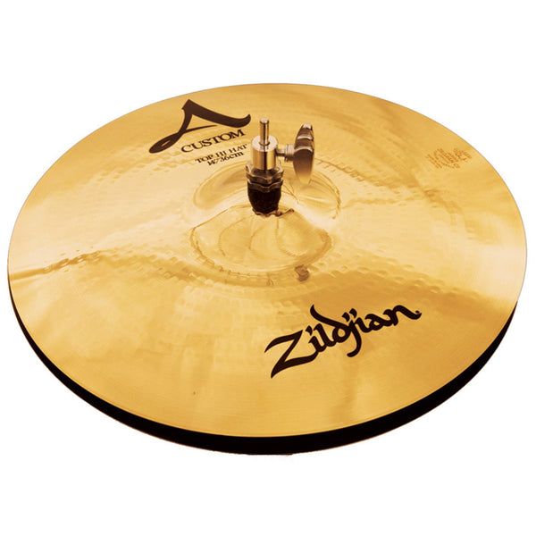 Zildjian A Custom Hi Hats 14""