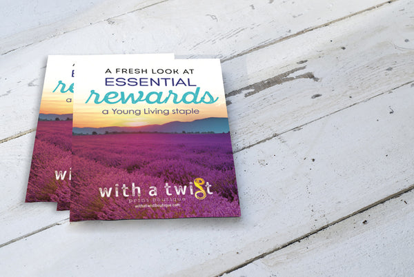 Essential Rewards (50 brochures in pack): A Fresh Look at Essential Rewards