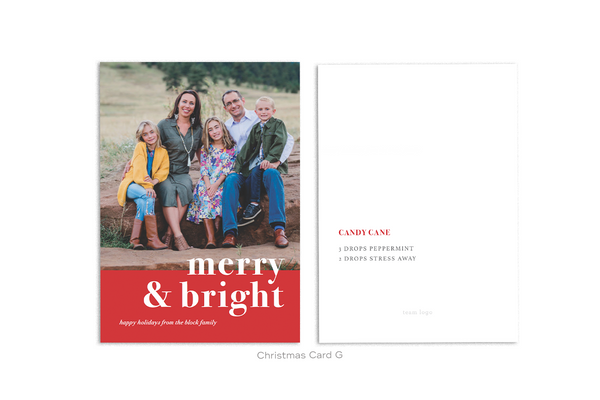 Holiday Cards 2019