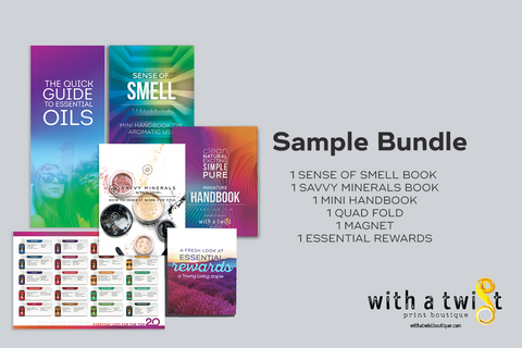 With A Twist Sample Bundle