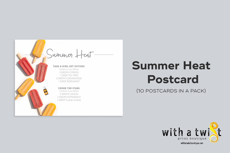 POSTCARDS: Summer Heat