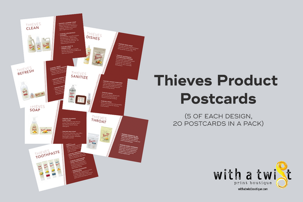 POSTCARDS: Thieves Line