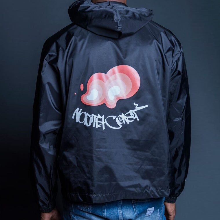 NCMF 2017 Amuse Graffiti Anorak Windbreaker