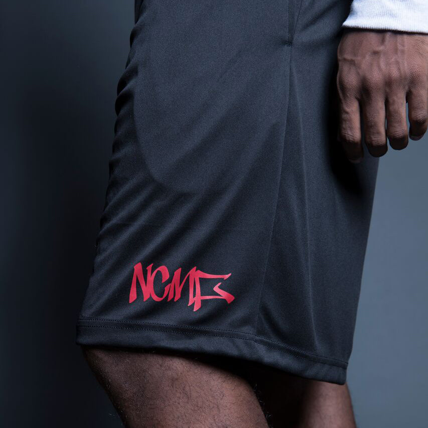 NCMF 2017 Amuse Graffiti Athletic Shorts