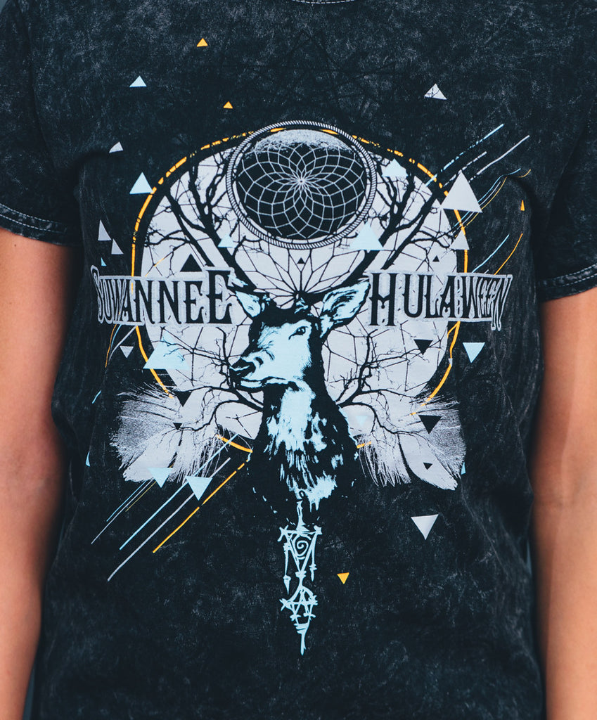 Hulaween 2015 Signature Shirt, Deer